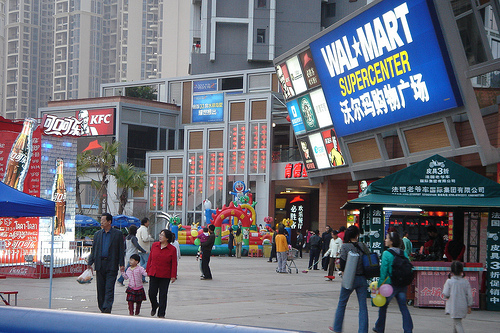 how walmart china should push sustainability Walmart: love, earth® (a) change walmart's approach to sustainability, he reasoned walmart should become a more responsible company.